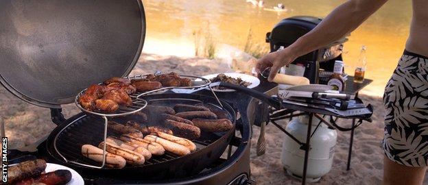 Classic barbecue