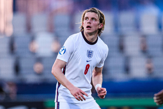 Conor Gallagher Croatia v England - 2021 UEFA European Under-21 Championship
