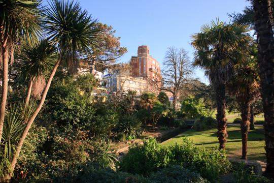 Lower Gardens Bournemouth, England