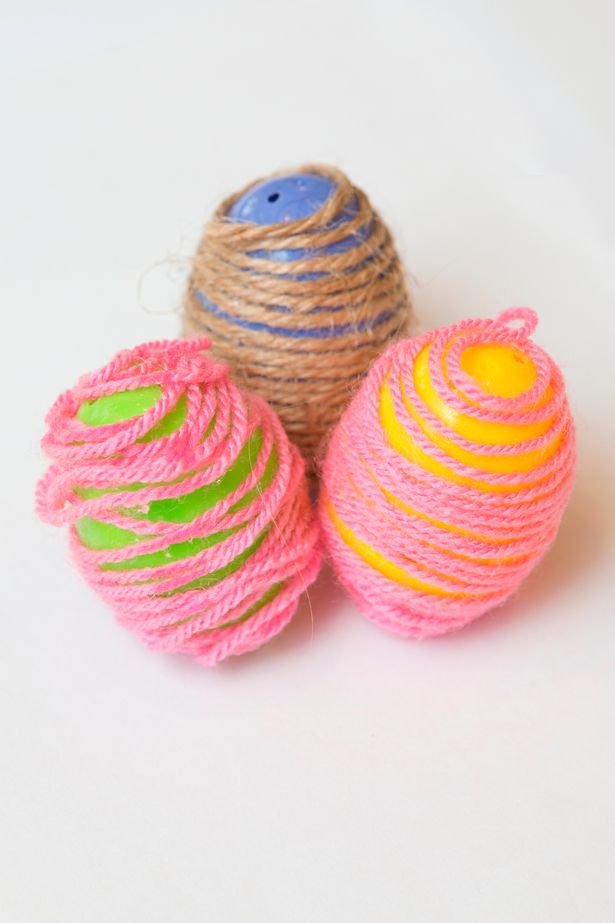 The Easter Egg Favours