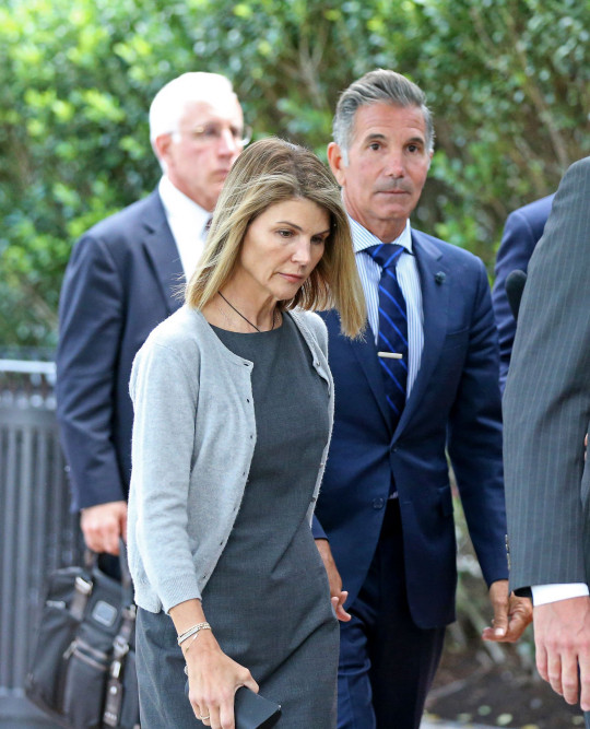 Lori Loughlin and her husband Mossimo Giannulli
