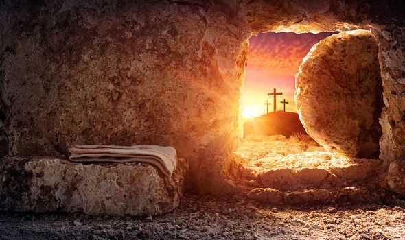 Jesus is said to have resurrected three days after crucifixion