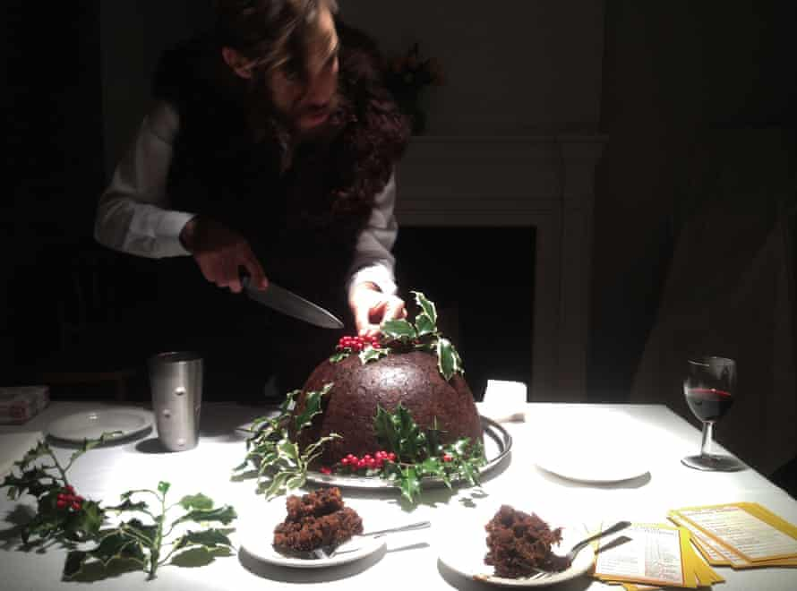 A stab at Empire Christmas Pudding.