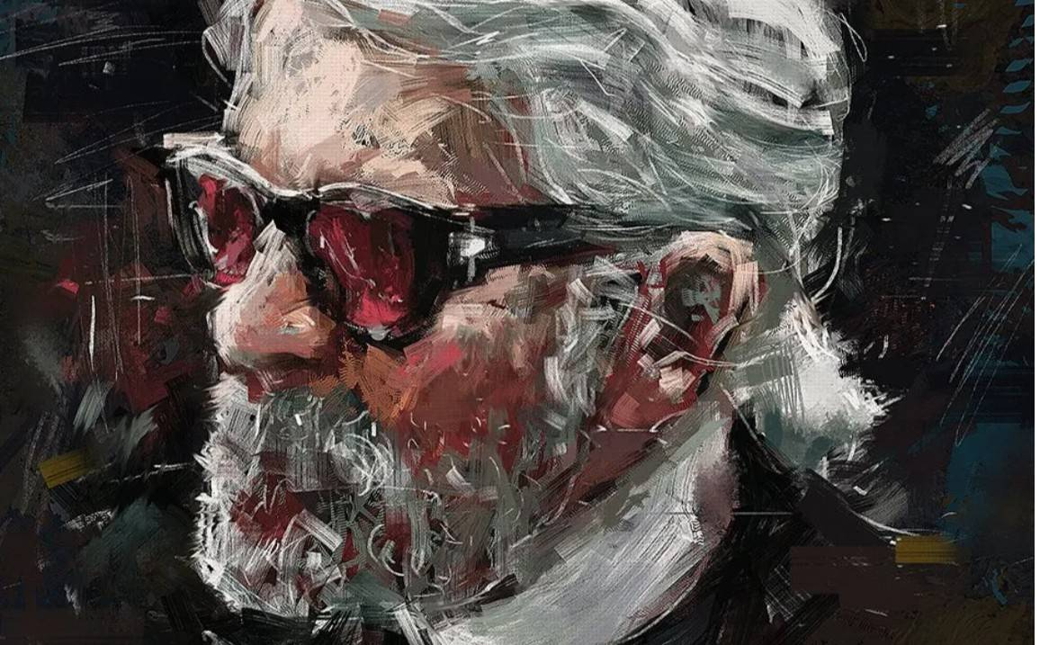 Karl Lagerfeld by Seungwon Hong
