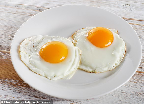 Eggs have been demonised as being as bad for your health as smoking. But the research is clear: atherosclerotic plaque formation increases with age ¿ not dietary choices