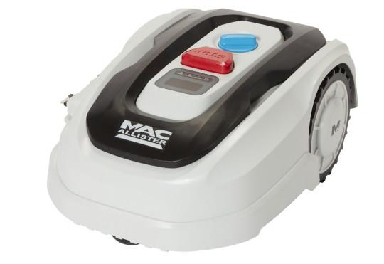 MacAllister's MRM250 Cordless Robotic lawnmower