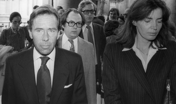 Lord Snowdon died in 2017