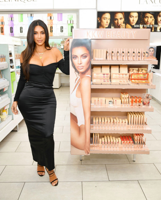 KKW Beauty Launches At ULTA Beauty