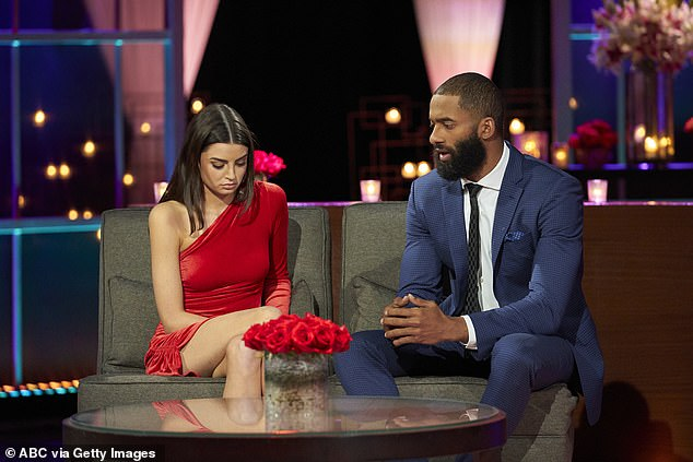 Controversy: James split from Rachael after photos of her attending a plantation-themed party surfaced