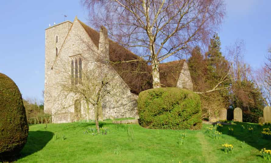 St Nicholas Church Harbledown Village
