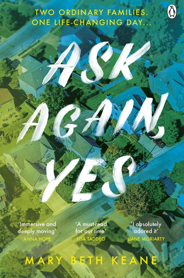 Ask Again, Yes, by Mary Beth Keane