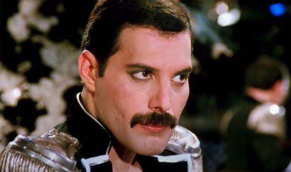 Freddie Mercury's 39th birthday party in Munich