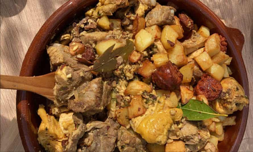 Sofrit pagès Ibizan stew