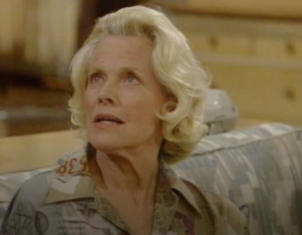 Honor starred as Laura West in The Upper Hand