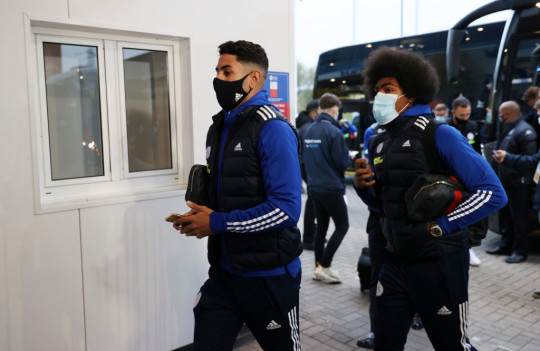 Ayoze Perez and Hamza Choudhury were also dropped after attending a party
