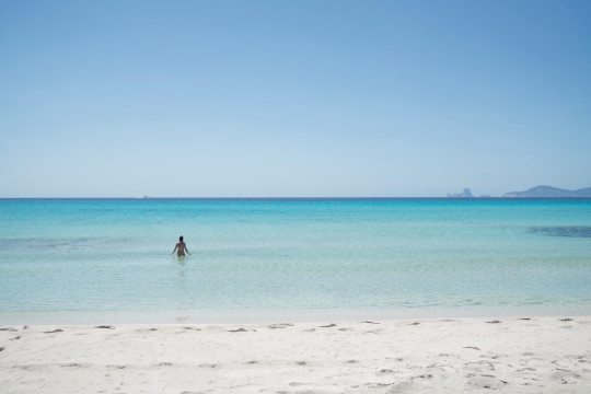 Formentera really does offer a holiday unlike any other (pictured: Illetes Beach)