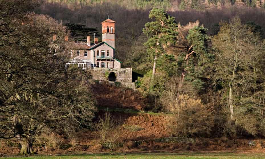 'Worth the journey': Gliffaes Hotel, Powys.