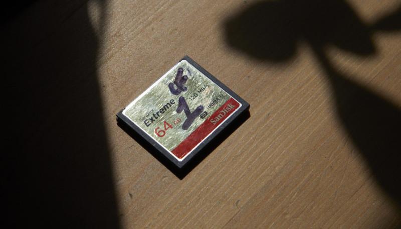 CF-card