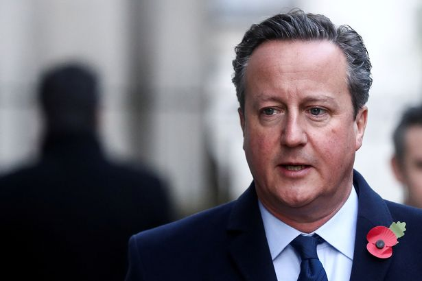 David Cameron has not commented on any reports on the issue