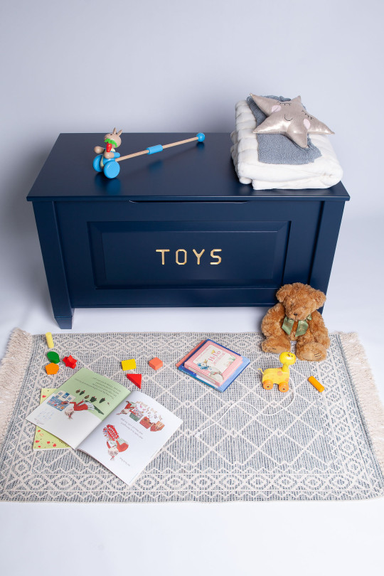 The toy box they are selling to Harrods