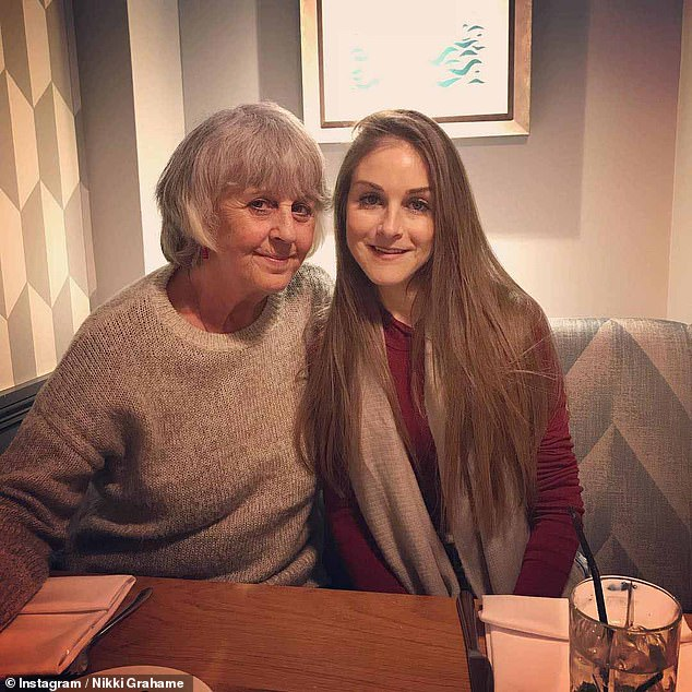'It's been really, really hard': Her mother Sue recently said she suffered from 'terminal loneliness' amid her 30-year anorexia battle