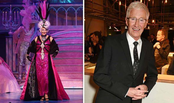 paul o'grady meghan markle queen royal family tv
