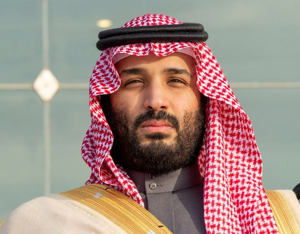 Crown Prince Mohammed bin Salman is said to have messaged the PM