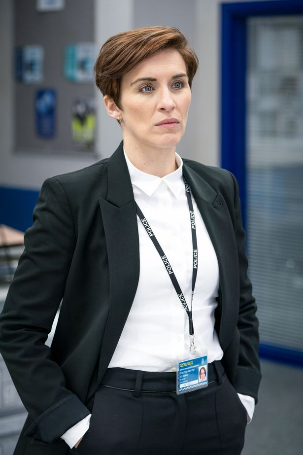 DI Kate Fleming (VICKY MCCLURE)
