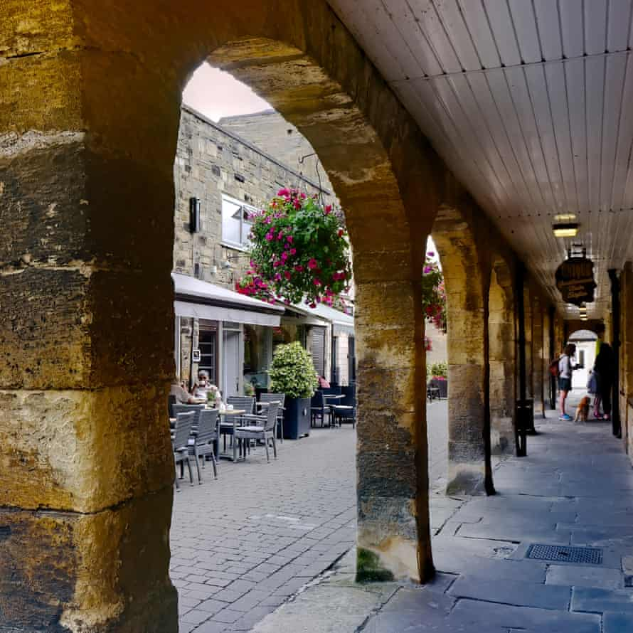 The Shambles, Wetherby, Yorkshire.