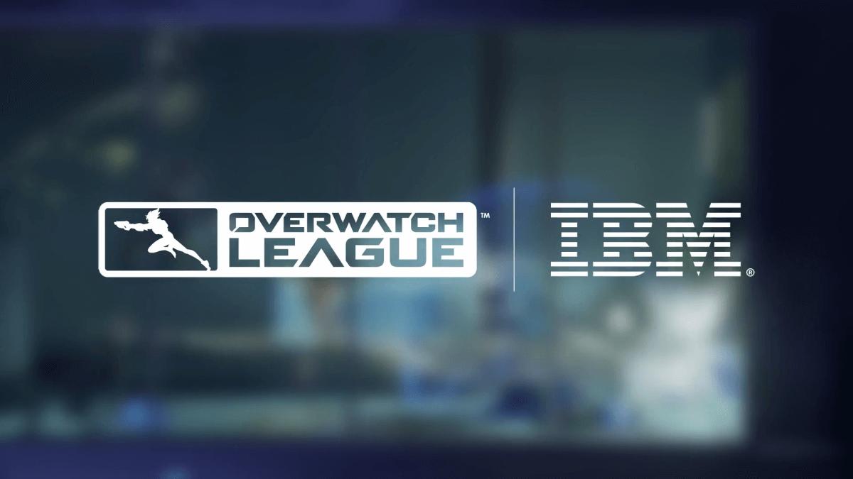 IBM Overwatch sponsor
