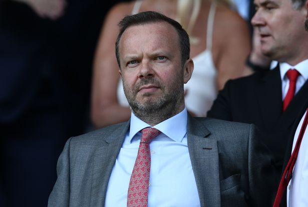 Manchester United's executive vice-chairman Ed Woodward is to step down