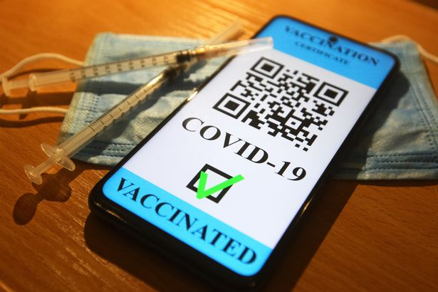 Vaccination certificates could help repair the travel industry