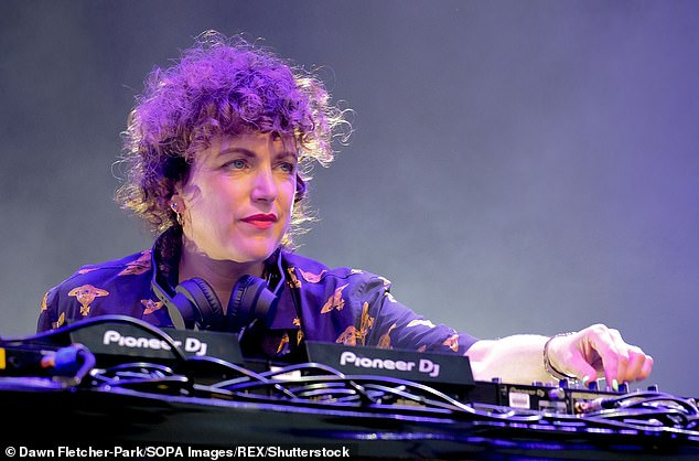 Departure:Annie Mac has announced she is leaving BBC Radio 1 after 17 years