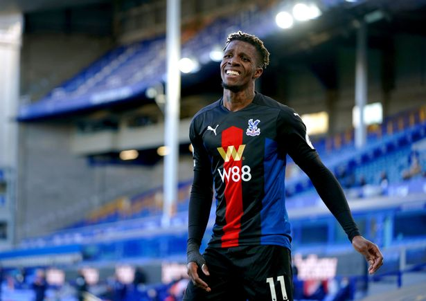 Crystal Palace star Wilfried Zaha has once again been linked with a summer exit