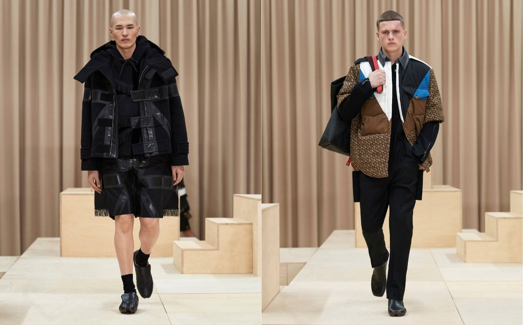 Bloomingdale's looks to transitional menswear styles for Fall 2021