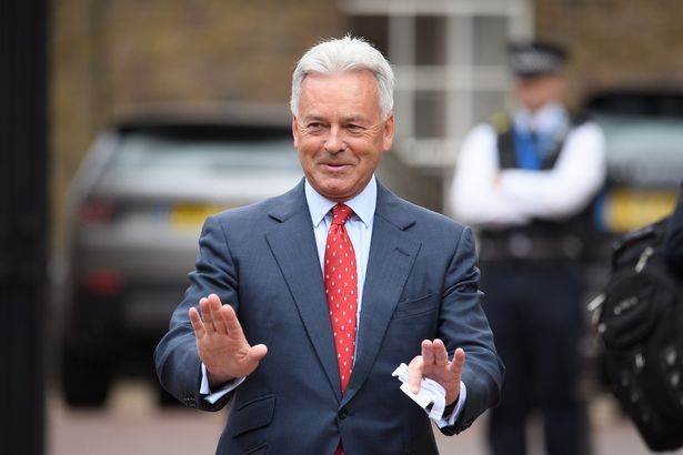Sir Alan Duncan has written a memoir of his last four years in Parliament