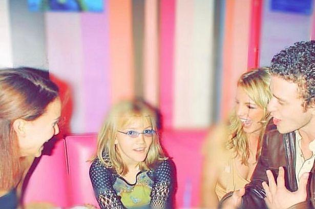 Britney Justin