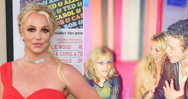 Britney Spears, Jamie Lynn Spears, Justin Timberlake