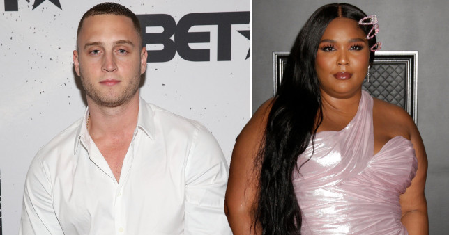 Chet Hanks and Lizzo