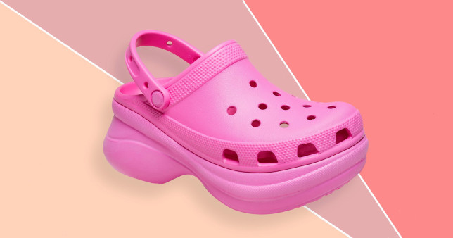 Crocs are now a fashion statement