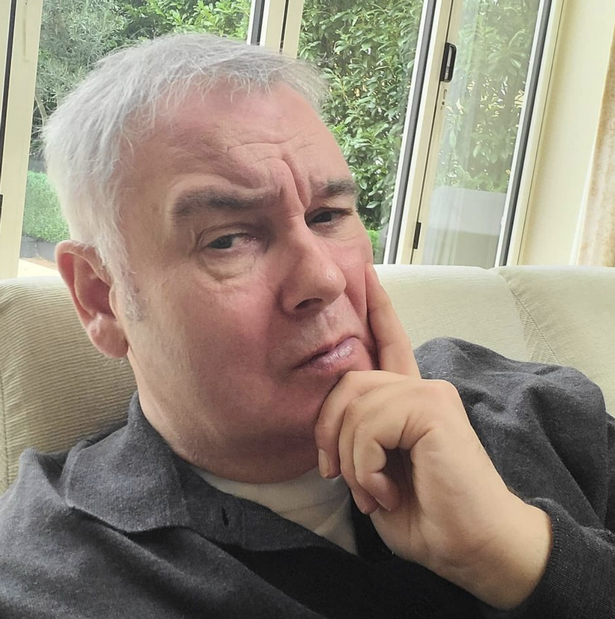Eamonn Holmes has insisted he won't allow his chronic pain to stop him from working