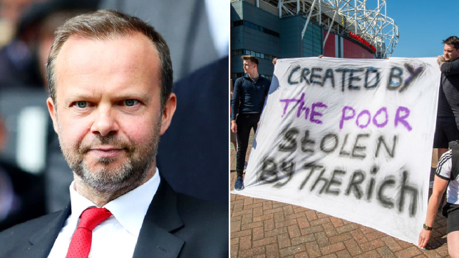Ed Woodward holds meeting with 'angry' Manchester United players over European Super League plans