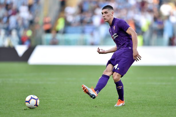 Nikola Milenkovic could be set for a move to Manchester United
