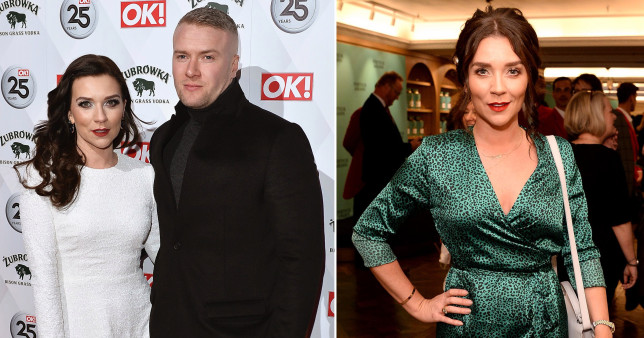 Candice Brown and Liam Macauley