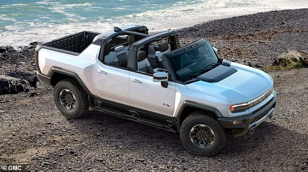 General Motors has unveiled the five-seat GMC Hummer EV SUV, with the Edition 1 retailing for $106,00