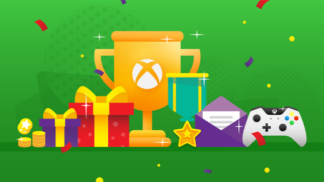 Microsoft Rewards graphic
