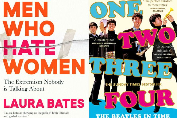Men Who Hate Women and One Two Three Four are out now