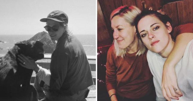 Kristen Stewart's girlfriend wishes her happy birthday Instagram