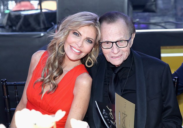 Larry King's widow Shawn has filed court documents asking to be named executor of his estate after being excluded from the late TV host's revised will. A hearing has been set for May 4