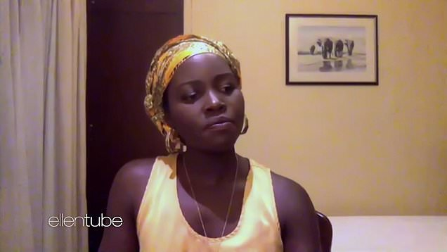 Lupita Nyong'o still misses Chadwick Boseman